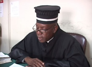 Judge Jean Serge Joseph