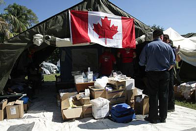 Haiti 2010 Quake - Relief and Rescue Efforts
